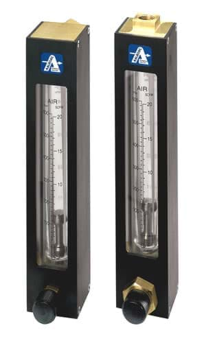 Picture of V Series Single Tube Flow Rotameters