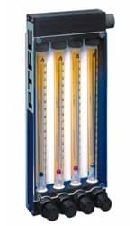 Picture of Tx Series Multiple Tube Flow Rotameters