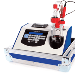 Picture of Aquamax Karl Fischer Portable Titrator