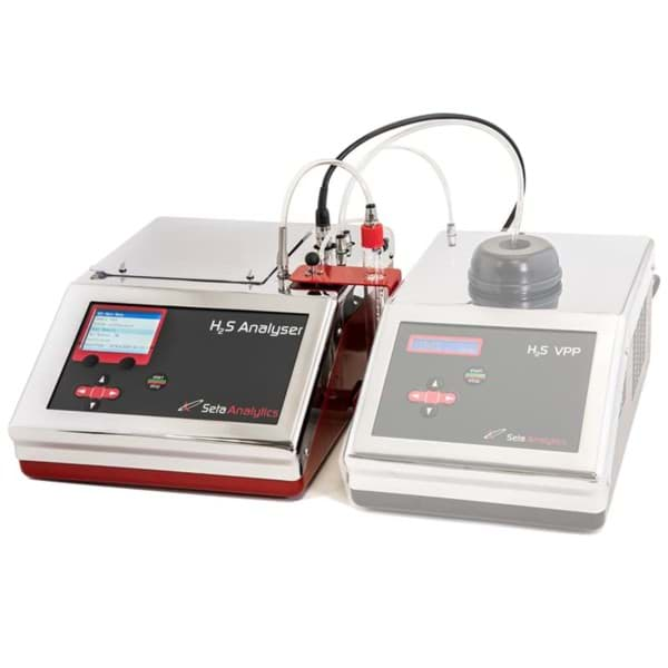 Picture of Seta H2S Analyzer