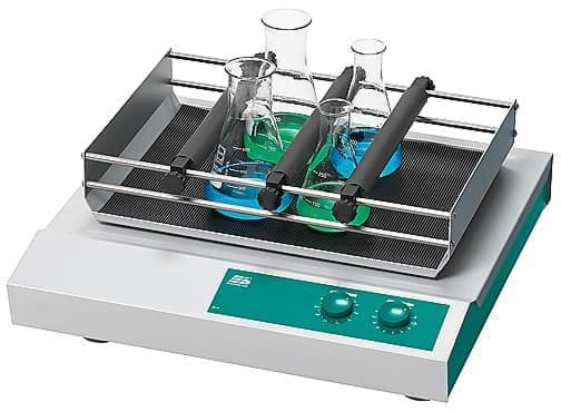 Picture of Edmund Bühler KS 15 B, Compact Shaker, Horizontal Motion, 120V