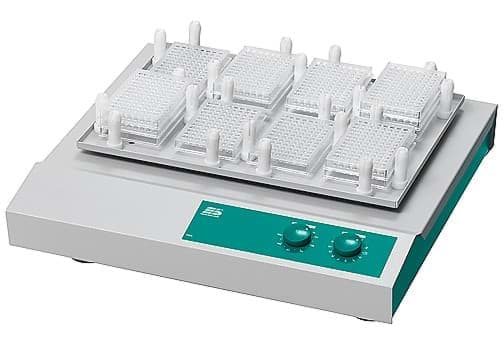 Picture of Edmund Bühler TiMix 5, Microplate Shaker, Precision Orbital Motion, 120V