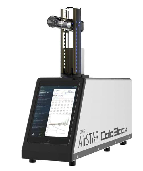 Picture of Orbis AirSTAR CPPP Analyzer, Cloud/Pour Point
