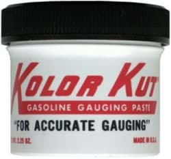 Picture of Kolor Kut Gasoline Gauging Paste