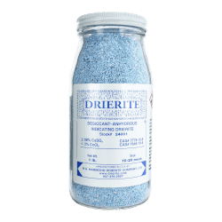 Picture of Drierite Indicating Desiccant, 10-20 Mesh, 1 lb