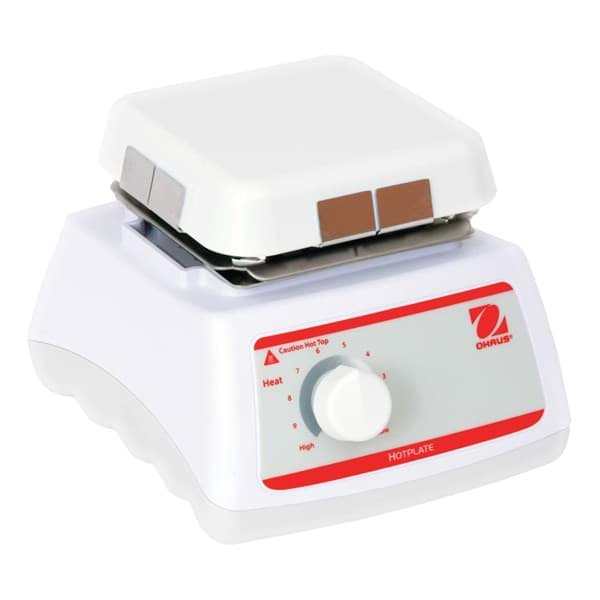 Picture of Ohaus HSMNHP4CAL Mini Hotplate, Heating Only, Analog