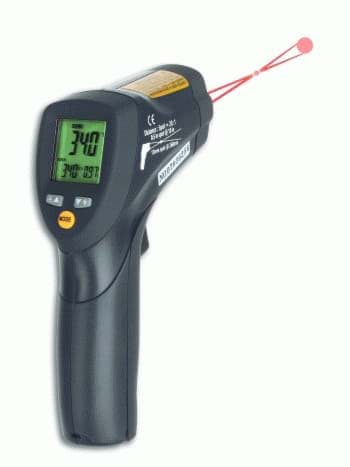 Picture of ScanTemp 485 Infrared Thermometer (Non-Contact), -50°C to +800°C