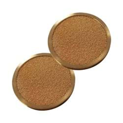 Picture of Sintered Brass Filter Support/Disc (Pack of 2)