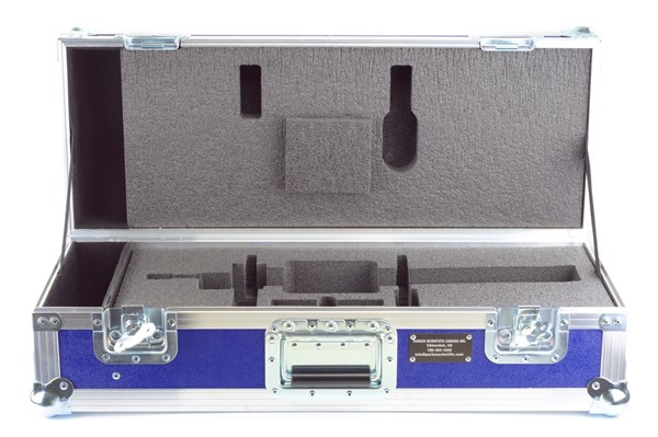 Picture of Custom Transport Case for Manual Piston Cylinder (MPC)