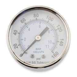 Picture of Welker Replacement Gauge for TCC Mini Transportable Crude Oil Container