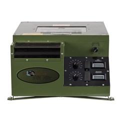 Picture of Transport Series Centrifuge, Model 9100, Heated, Digital Displays, 12VDC/115VAC