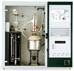 Picture of Gecil Minidist 1160 Version 7, Fully Automatic Vacuum Distillation Apparatus