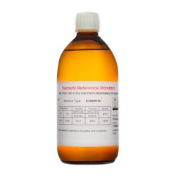 Picture of Certified Viscosity Standard, 500mL, 350cSt, J38 Oil, with Density Reading
