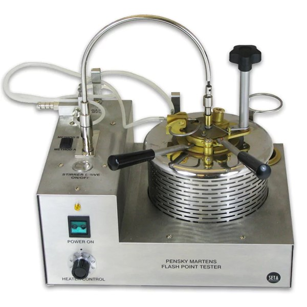 Picture of Seta Pensky-Martens Closed Cup Flash Point Tester