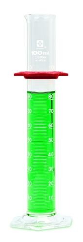 Picture of SIBATA Graduated Cylinders, Class B, Borosilicate Glass
