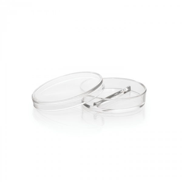 Picture of DURAN® Petri Dishes, Sectioned, Ø 100 x 20 mm, Borosilicate Glass