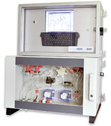 Picture of Aquamax OnlineH2O Karl Fischer Analyzer