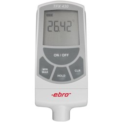 Picture of Ebro TFX 430 Precision Thermometer (Excludes Probe)