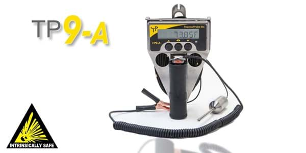 Picture of ThermoProbe TP9-A, Portable Gauging Thermometer