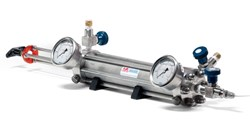 Picture of Welker CP-2M Constant Pressure Cylinder (CPC), with Vortex Mixer