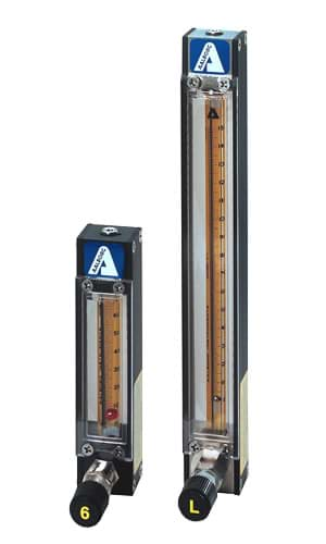 Picture of P Series Single Tube Flow Rotameters