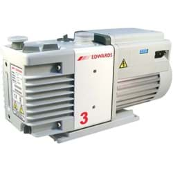 Picture of Rotary Vane Vacuum Pump, RV3, Two Stage, 120V / 60Hz, Single Phase