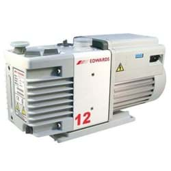 Picture of Rotary Vane Vacuum Pump, RV12, Two Stage, 120V / 60Hz, Single Phase